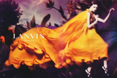 Lanvin Spring Summer Ad campaign