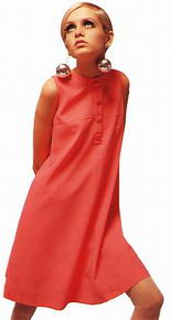 twiggy-orange-dress