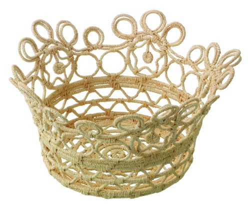 ikea crown basket