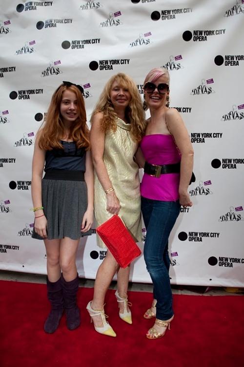 Clair Watson, Ava Kaplan, Lori Sutherland