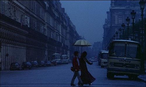 Diva, Paris evening