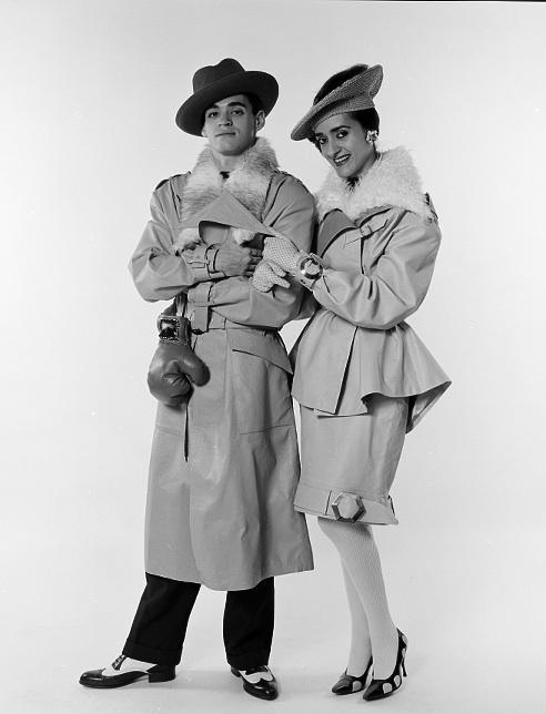 Isabel Toledo & Ruben NYC 1987