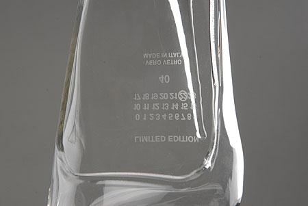 maison martin margiela logo. A Drunken Bacchus Champagne