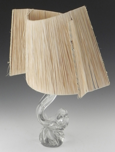 Daum lamp 1950.