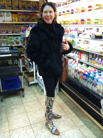 cavalli boots